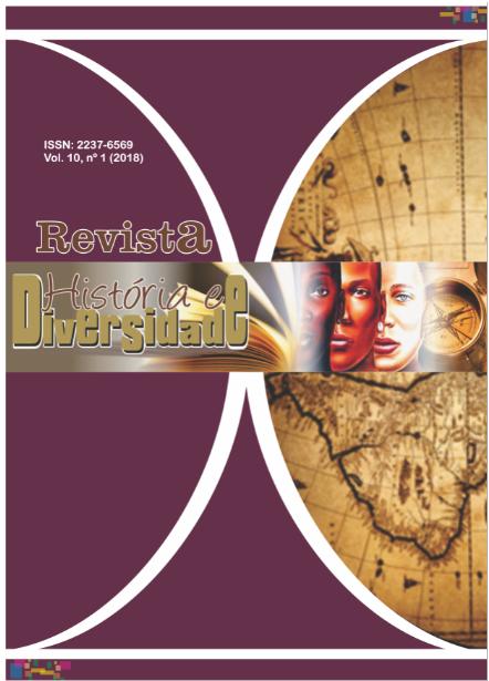 Capa da Revista História e Diversidade - UNEMAT