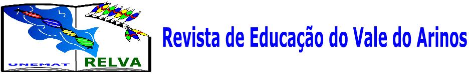 Revista de Educação do Vale do Arinos - RELVA